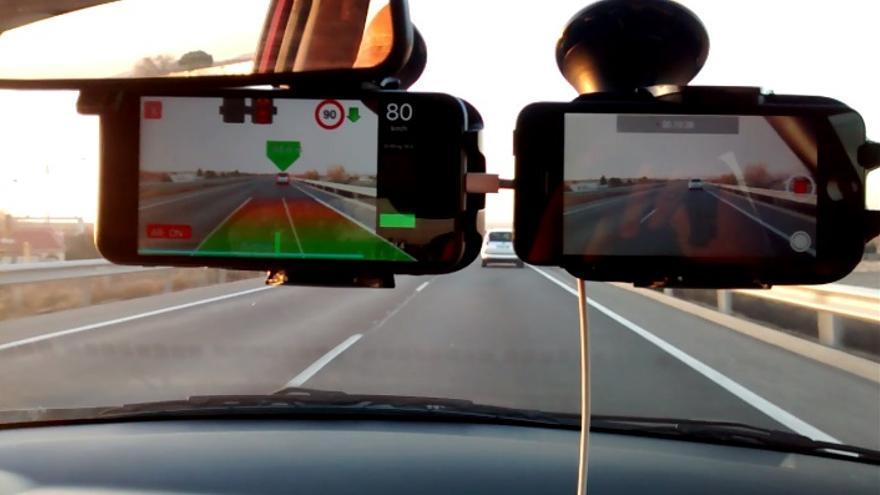 App DriveSafe desarrollada en la Universidad de Alcalá, busca financiación para su renovación
