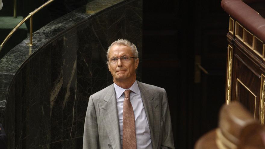 El ministro de Defensa, Pedro Morenés. / Ep