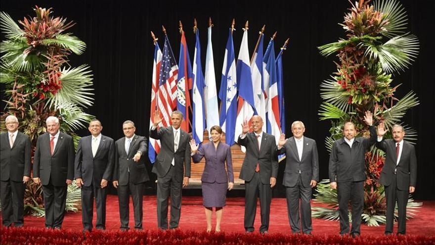Obama promete a Centroamérica ayuda en la guerra antidrogas sin militarización