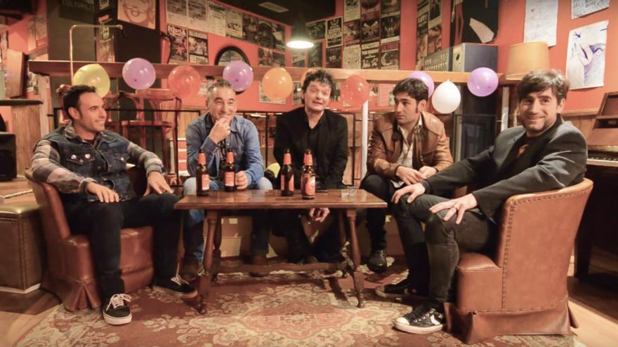 Los Perezosos han vuelto a los escenarios y preparan nuevo disco para el otoño. | Insonoro