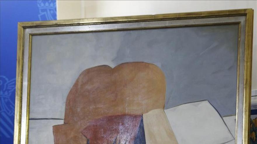 Ocho detenidos en Granada y Benidorm al intentar vender cinco Picassos falsos