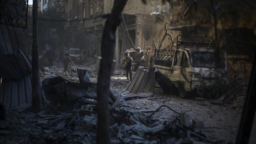 """La oposición siria nombra un nuevo """"Gobierno en la sombra"""""""