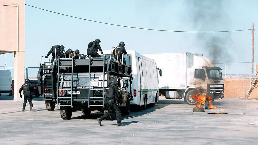 Buen estreno de 091: Alerta Policía en la noche de DMax