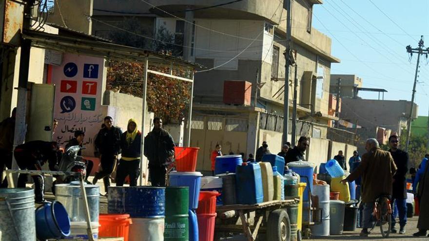 El Ejército iraquí arrebata al EI un barrio en el norte de Mosul