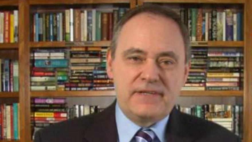 El catedrático y académico Antoni Ferrando.