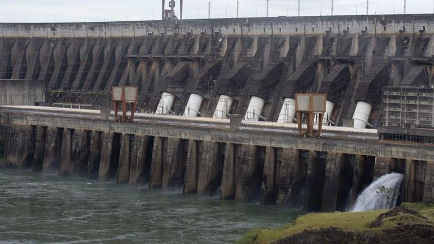 La hidroeléctrica Itaipú rompe el récord mundial al superar a las Tres Gargantas
