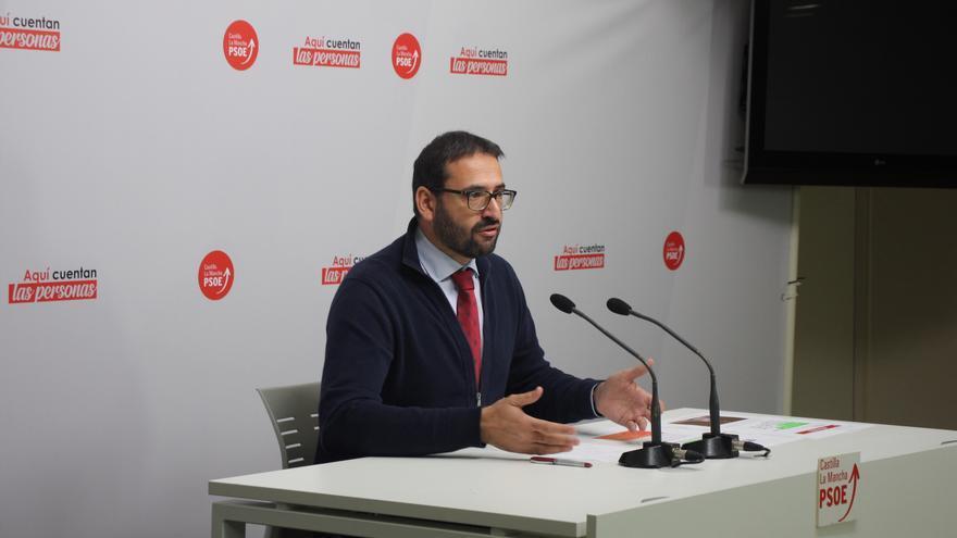 Sergio Gutiérrez FOTO: PSOE CLM