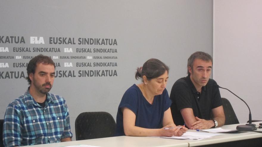 """ELA acusa al Gobierno Vasco de limitarse a ser un """"actor pasivo"""" ante la situación crítica de empresas vascas"""