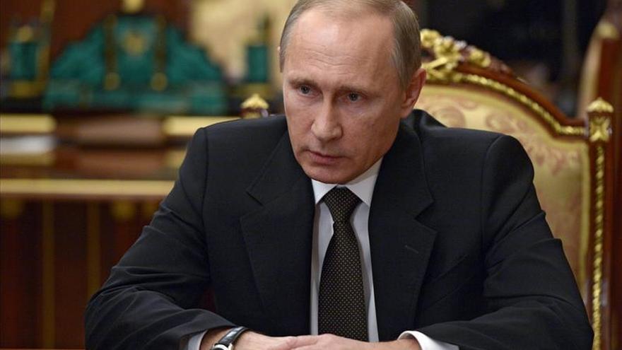 Rusia lanza un ataque masivo contra el Estado Islámico en Siria