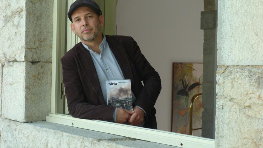 Álvarez-Ossorio es profesor de Estudios Árabes e Islámicos de la Universidad de Alicante. | R.V.