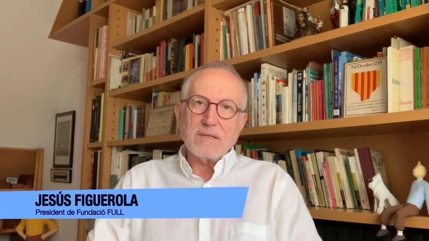 Jesús Figuerola, president de la Fundació FULL.