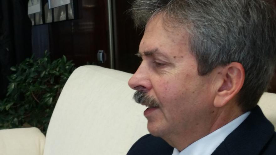 Jose Luis Navarro Economia Infraestructuras Extremadura