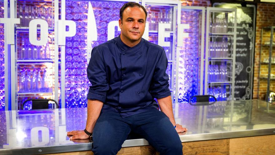 Un juez de 'Top Chef', también salpicado por la polémica de los becarios