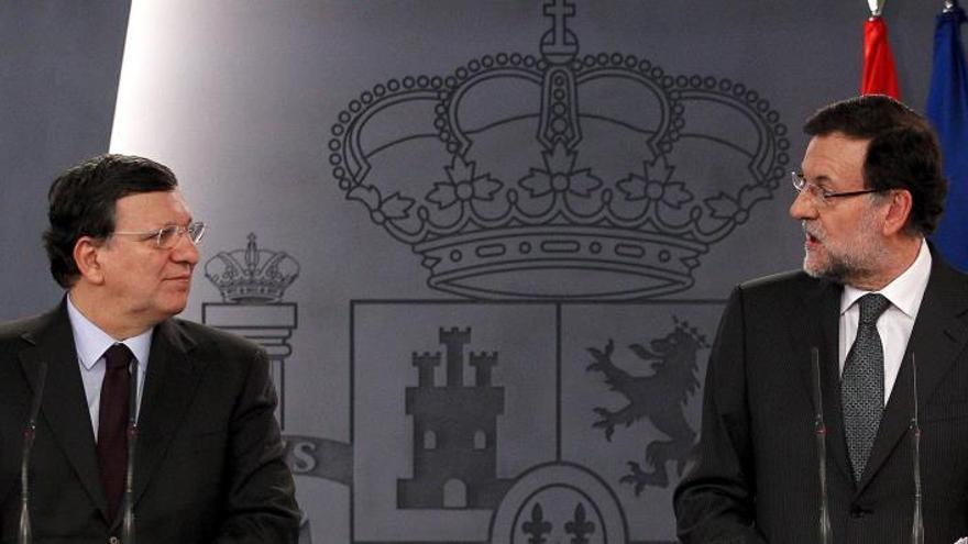 Rajoy reitera sobre los presos de ETA que no cambiará la política penitenciaria