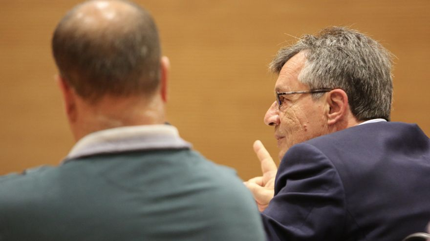 Lorenzo Muñoz Cerdeña, perito de Godoy Consultores