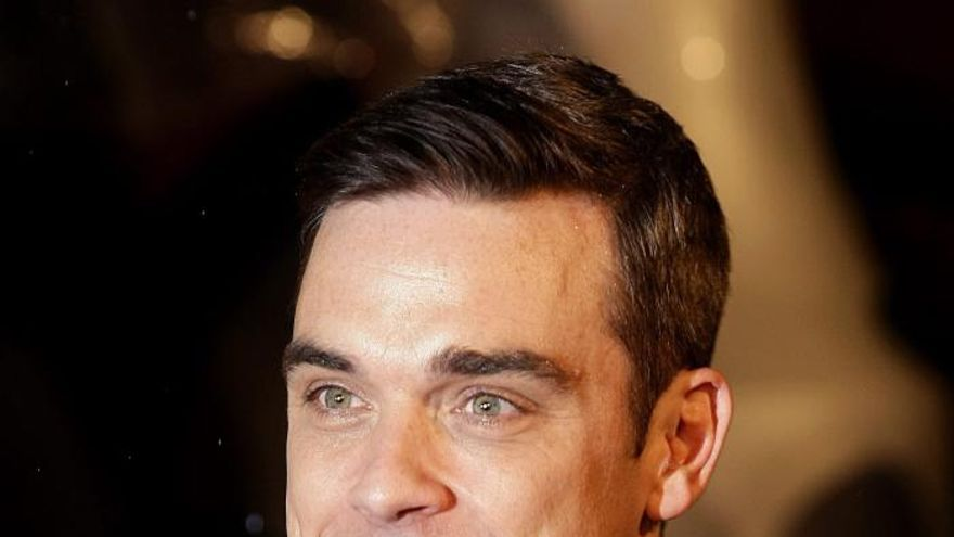 La ciudad de Robbie Williams celebra su cuarenta cumpleaños