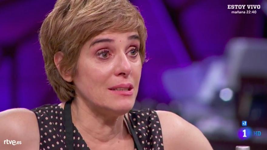 El plato más amargo de 'Masterchef Celebrity': Anabel Alonso, expulsada tras una gran discusión con Tamara Falcó