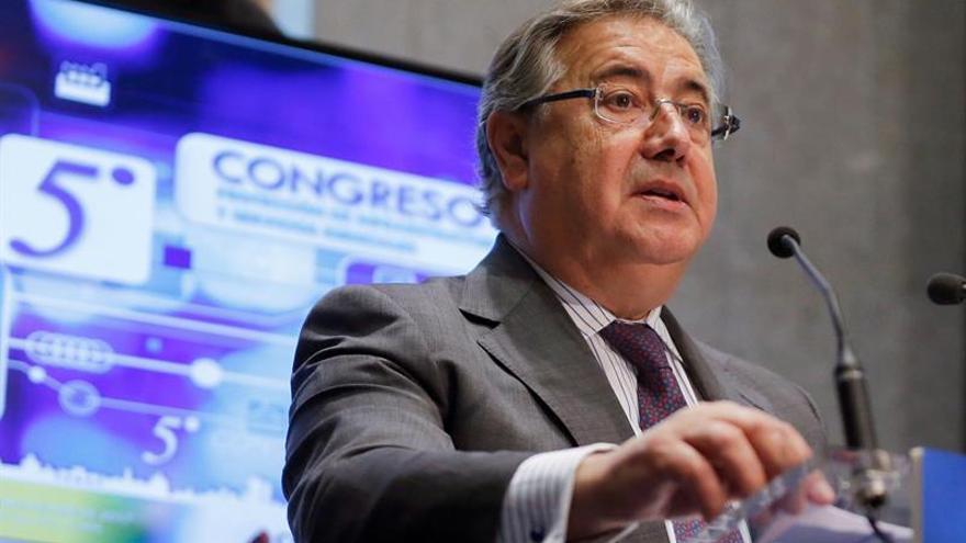 Zoido: La fiscalía belga tiene ya información detallada del sistema penitenciario