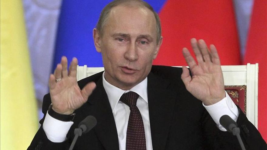 Putin asume que el mundo no volverá al modelo económico anterior a la crisis