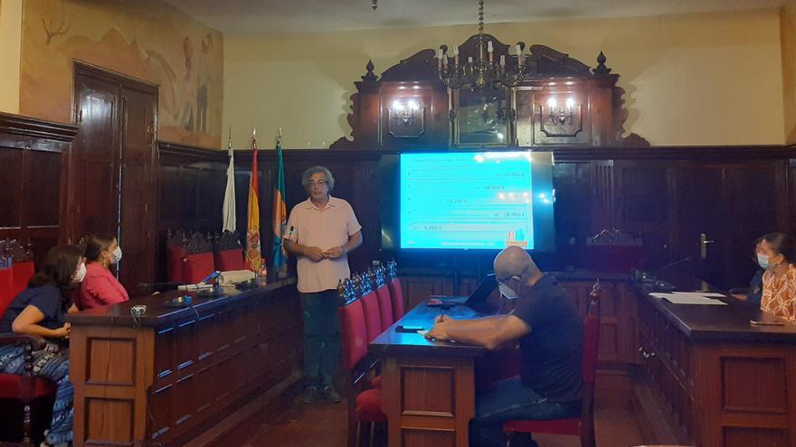 Presentación de las propuestas ciudadanas que se incluirán en los presupuestos participativos de Los Llanos de Aridane.