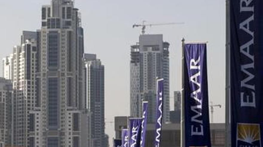 Imagen de la ciudad de Dubai