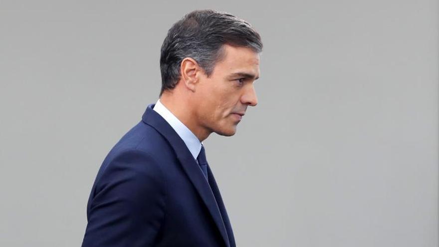Sánchez traslada su pésame a la familia del hombre ahogado en Platja d'Aro