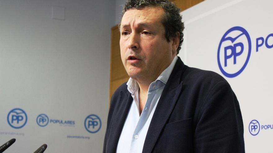 """El PP dice que el discurso de Revilla es """"el mismo de siempre: promesas incumplidas y proyectos que no arrancan nunca"""""""