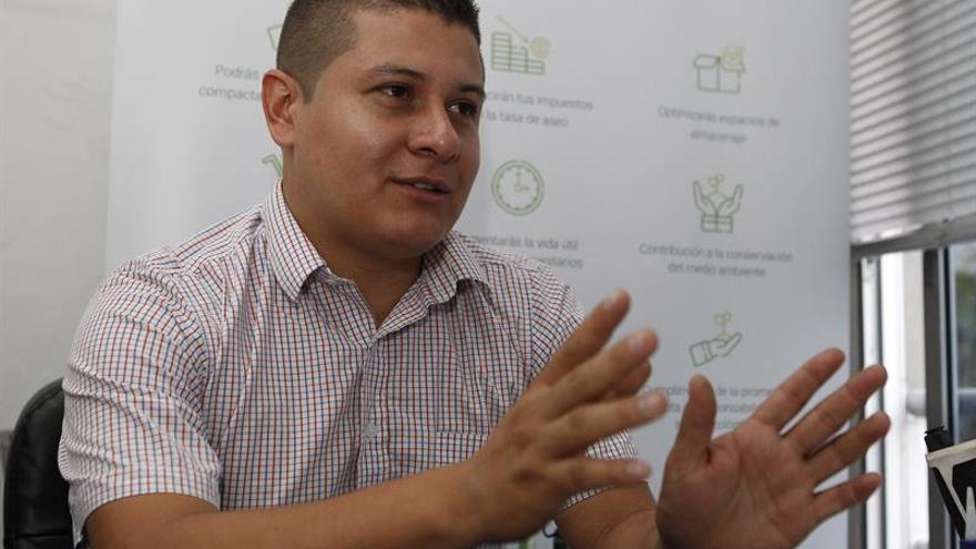 Una empresa colombiana desarrolla productos para el manejo óptimo de residuos