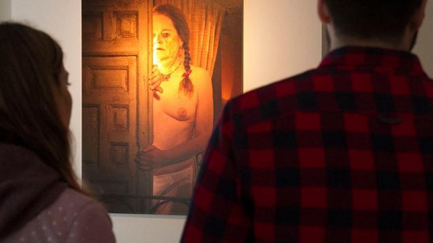 Exposición fotos transexualidad Badajoz