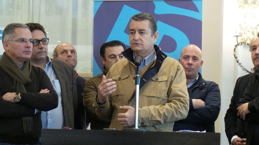 """Sanz incide en el """"compromiso"""" del Gobierno por garantizar el impulso de comunicaciones entre Algeciras y comarca"""