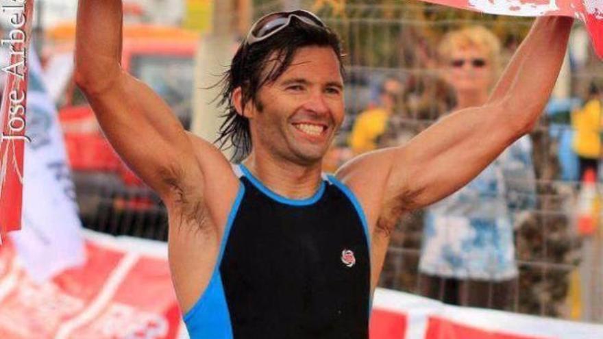 El atleta Víctor Teni, fallecido en un entrenamiento en el Teide