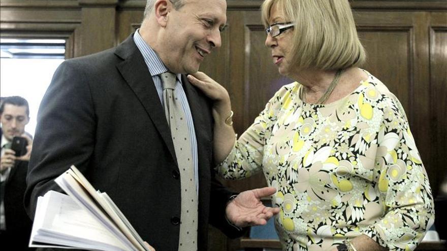 Los rectores entregan hoy a Wert su propuesta sobre las notas para becas