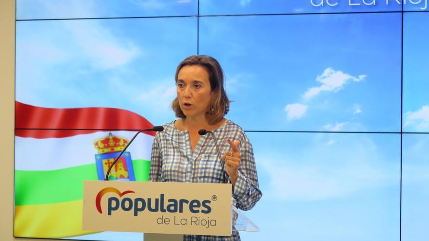 Gamarra pide respetar los órganos que hacen las listas y dice que los barones del PP estarán en primera línea en campaña