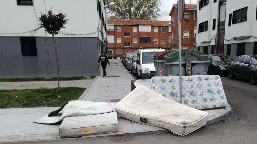 Pajarillos, en Valladolid.