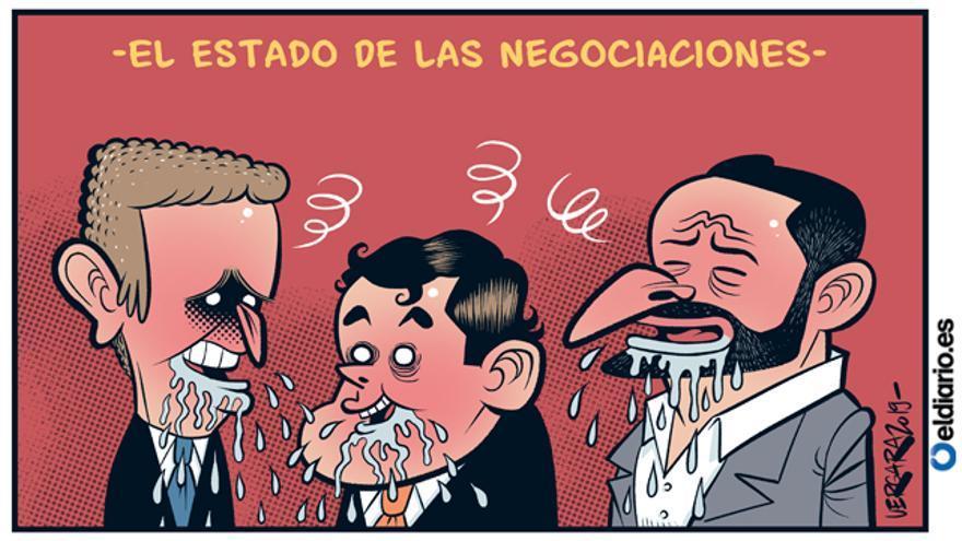 El estado de las negociaciones