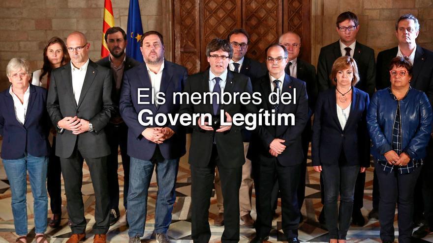 Fotografía que aparece ahora en la web de la Generalitat.