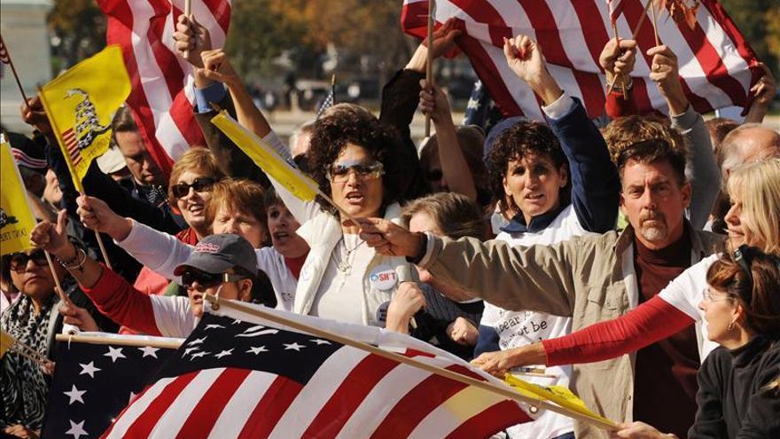 Los republicanos amplían su ventaja a nueve días de las elecciones legislativas en EE.UU.
