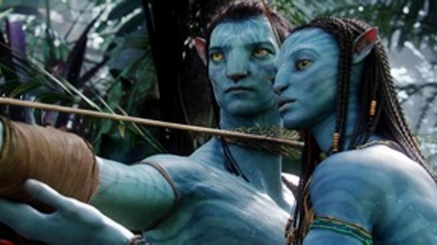 Fotograma de la película 'Avatar'.