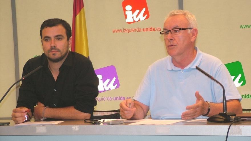 La dirección federal de IU organiza un acto contra la corrupción en Madrid tras expulsar a sus portavoces