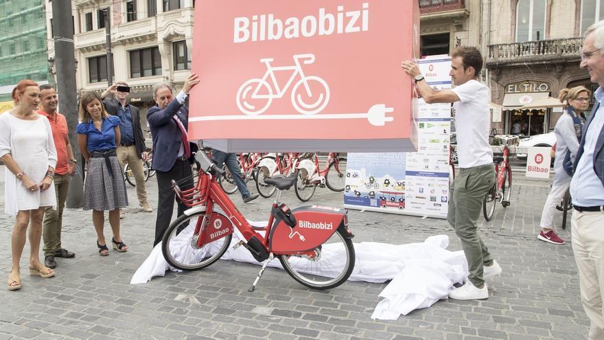 Ayuntamiento de Bilbao cobrará a partir del próximo día 20 la cuota anual a los usuarios de Bilbaobizi