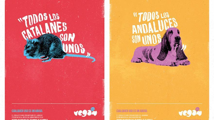 Campaña publicitaria Vegan Fest, Alicante.
