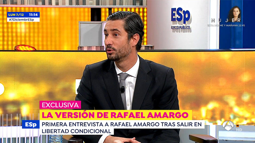 Cándido Conde-Pumpido, abogado de Rafael Amargo