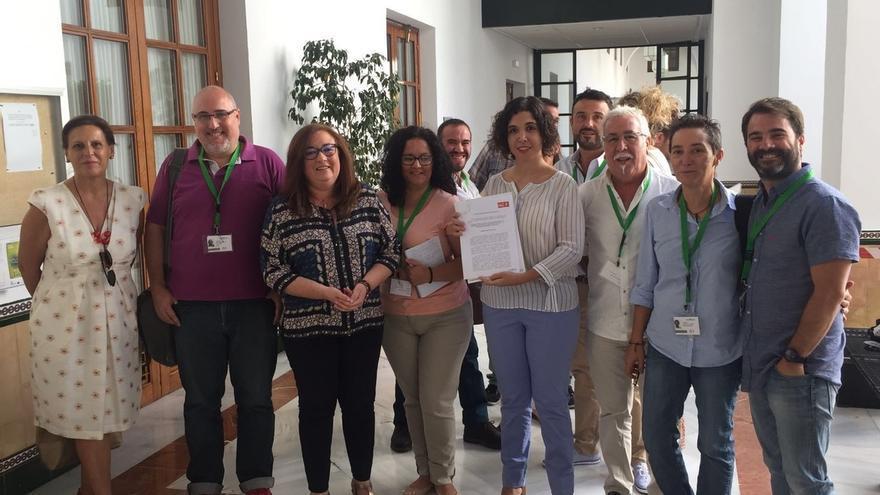 PSOE-A registra una proposición de ley sobre igualdad de trato y no discriminación por razón de orientación sexual