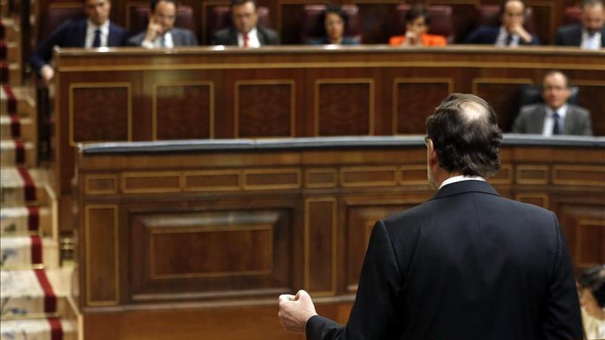 Rajoy pedirá a la UE actuar sin dilación y con eficacia ante el drama migratorio
