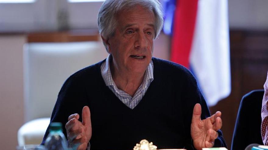 El 28 % de los uruguayos aprueba la gestión de Tabaré Vázquez, según una encuesta