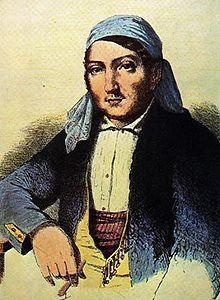 Grabado de Luis Candelas. Autor desconocido. | http://es.wikipedia.org