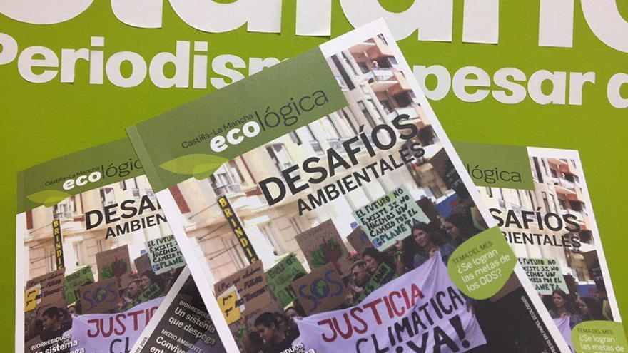 Revista 'Castilla-La Mancha Ecológica'