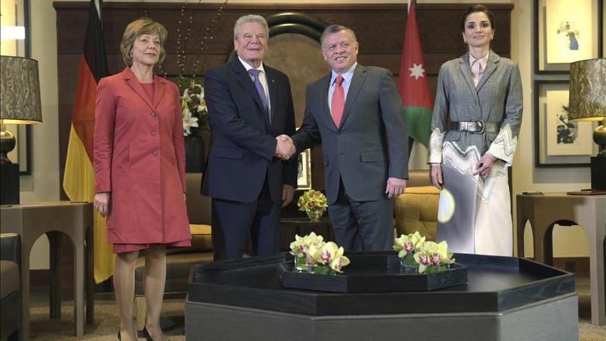 Jordania y Europa comparten retos de terrorismo y refugiados, según Abdalá II