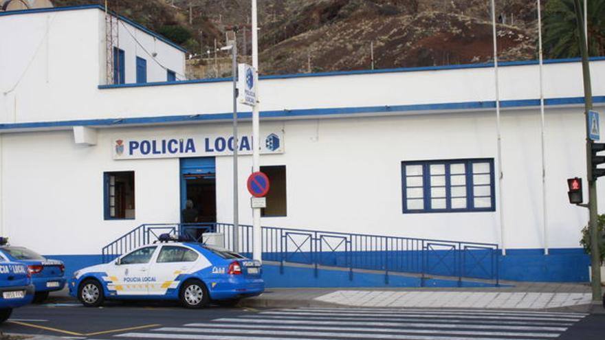En la imagen, dependencias de la Policía Local.