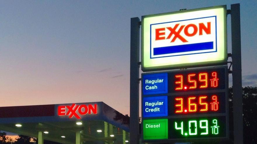 """Kathy Hipple, analista financiera: """"La expulsión de Exxon del índice Dow Jones evidencia que el petróleo es mucho menos poderoso que antes"""""""